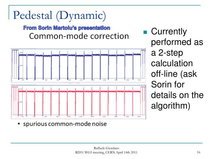 Pedestal (Dynamic)