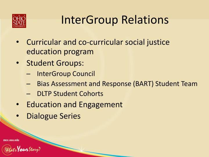 InterGroup