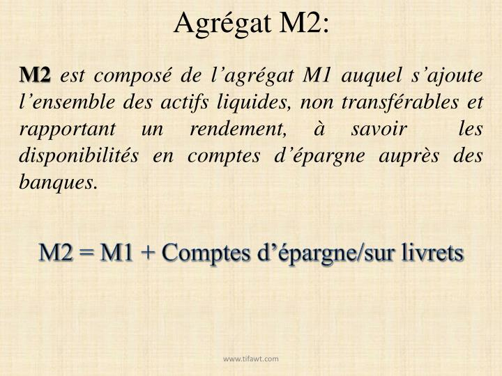 Agrégat M2: