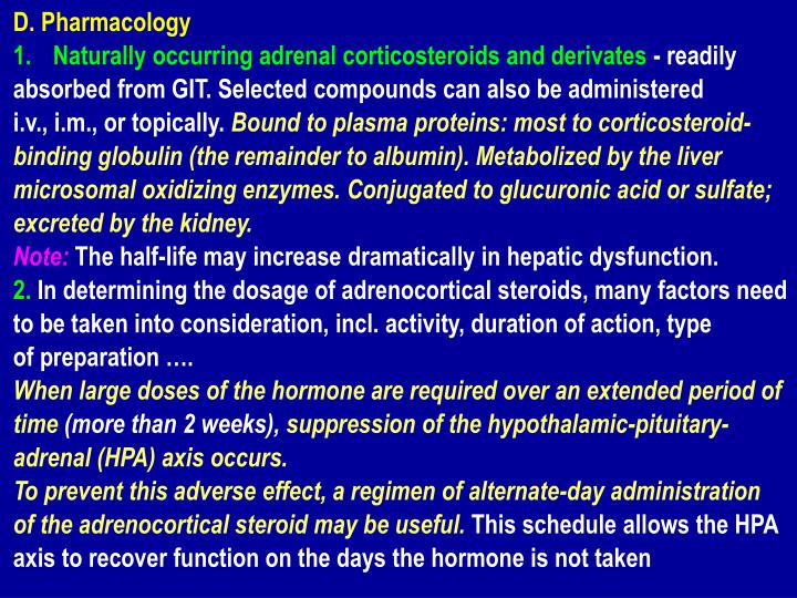 D. Pharmacology