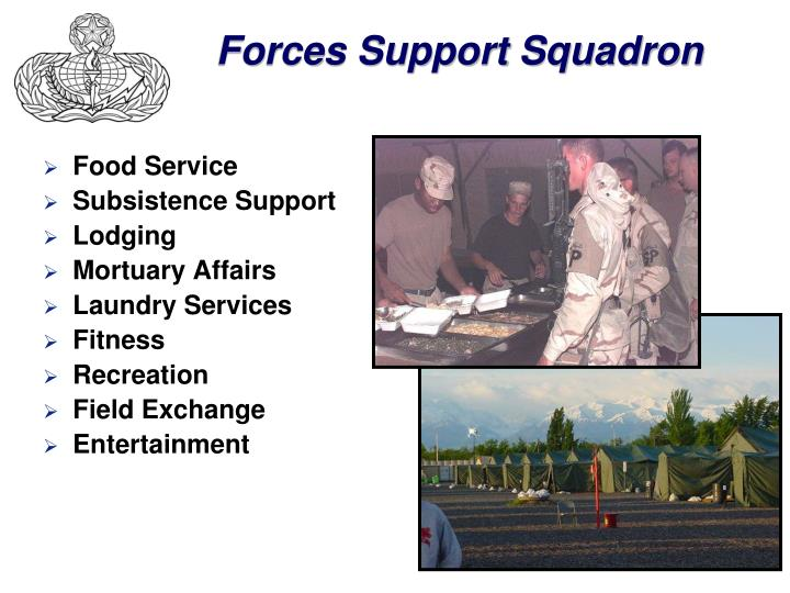 Forces Support Squadron