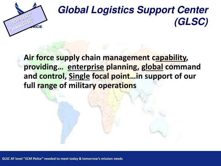 Global Logistics Support Center