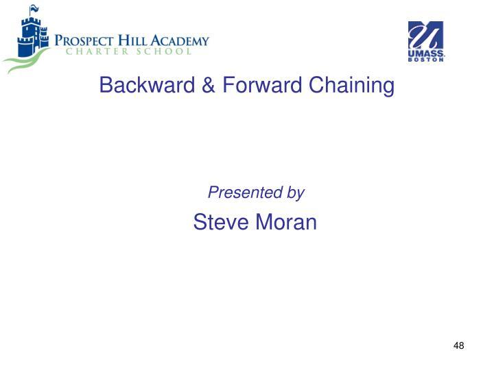 Backward & Forward Chaining