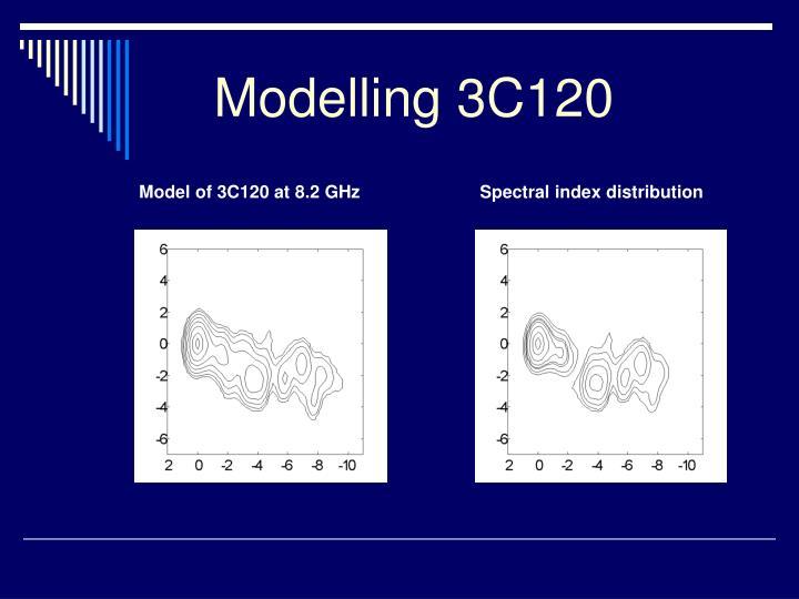 Modelling 3C120