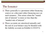 the issuance1