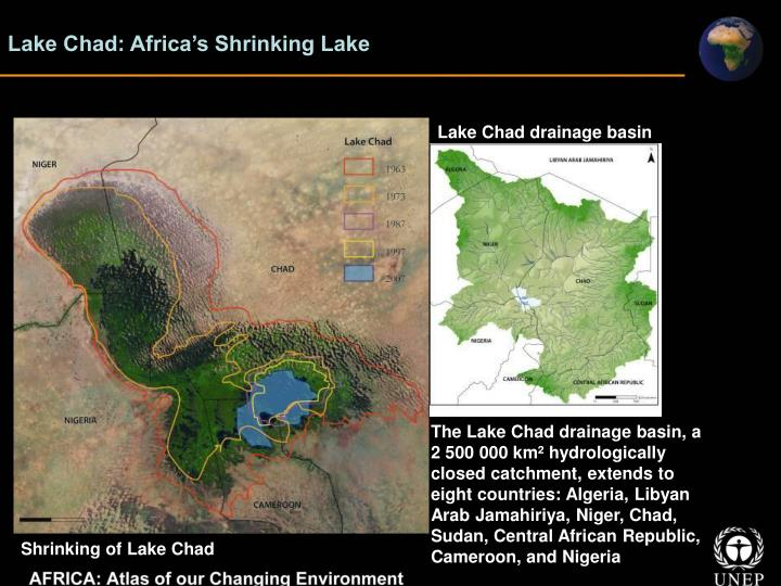 Lake Chad: Africa's Shrinking Lake