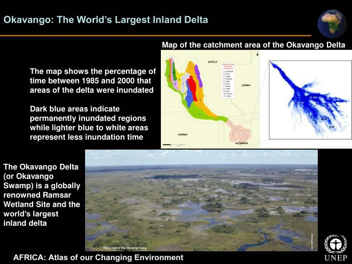 Okavango: The World's Largest Inland Delta