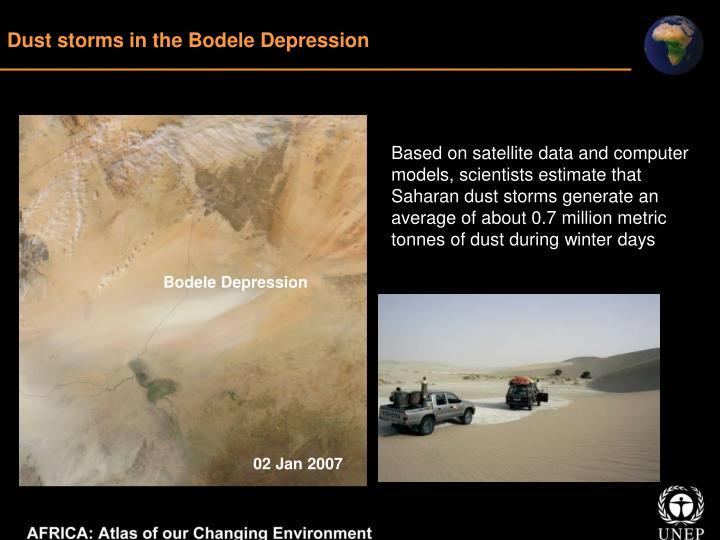 Bodele Depression