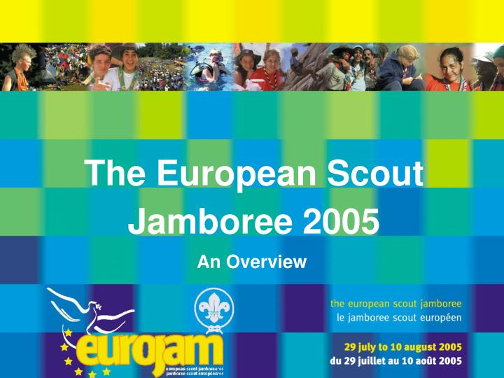 the european scout jamboree 2005