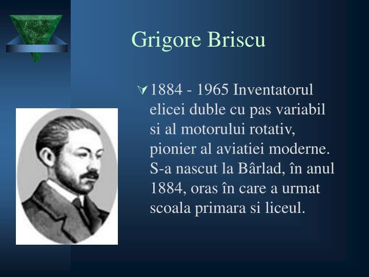 Grigore Briscu