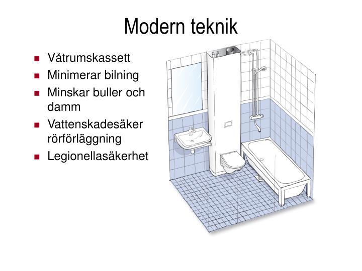 Modern teknik