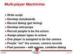 multi player machinima