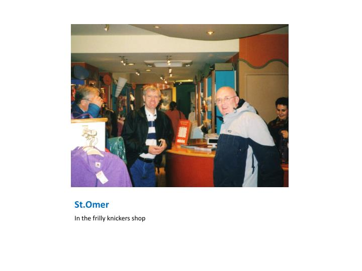 St.Omer