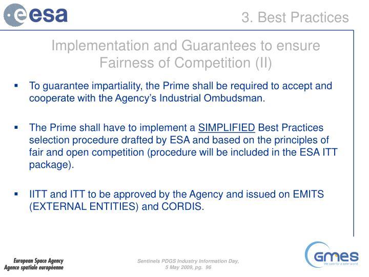 3. Best Practices