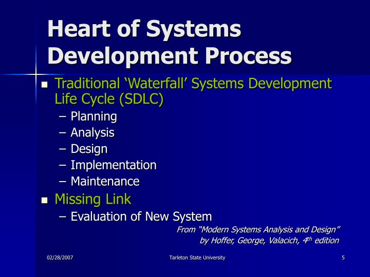 Heart of Systems