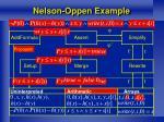 nelson oppen example1