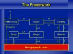 the framework3