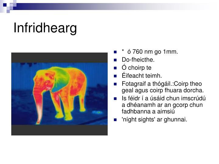 Infridhearg