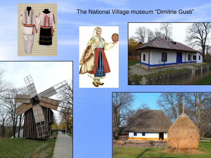 The National Village museum