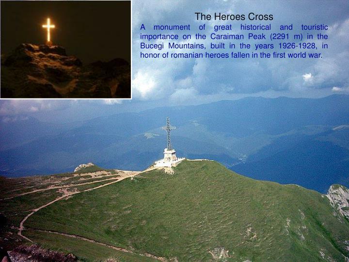 The Heroes Cross