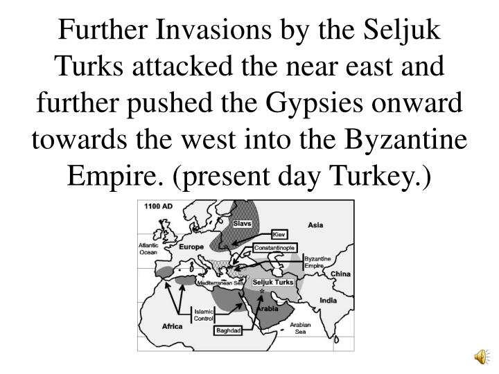Further Invasions by the Seljuk