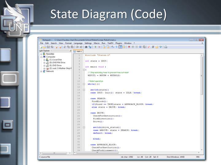 State Diagram (Code)