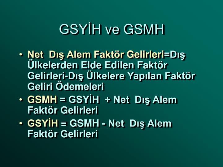 GSYİH