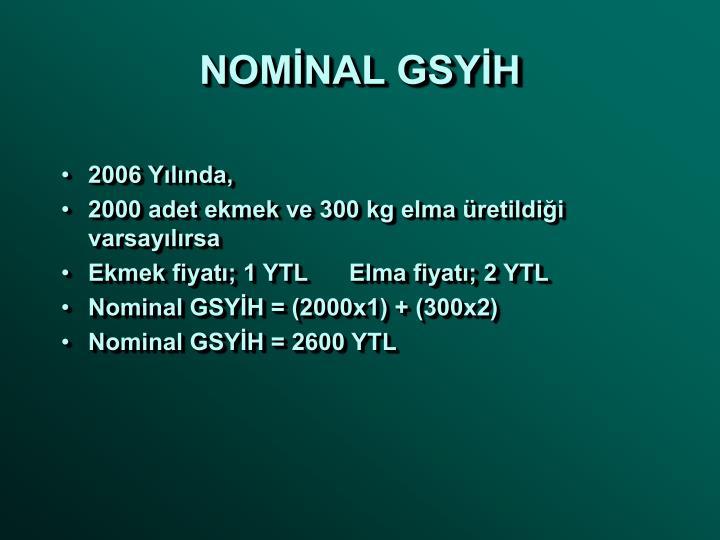NOMİNAL