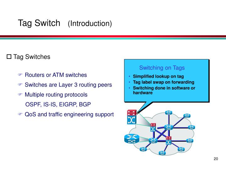 Tag Switch