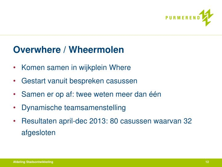 Overwhere / Wheermolen