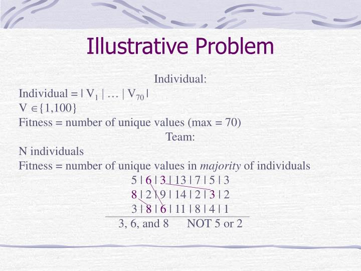 Illustrative Problem