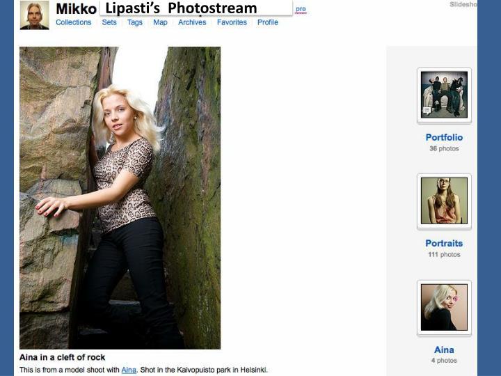 Lipasti's  Photostream
