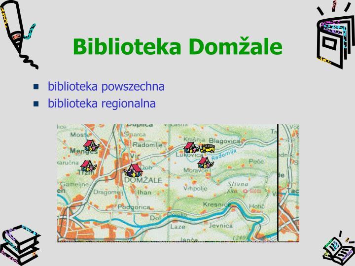 Biblioteka Domžale