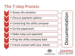 the 7 step process