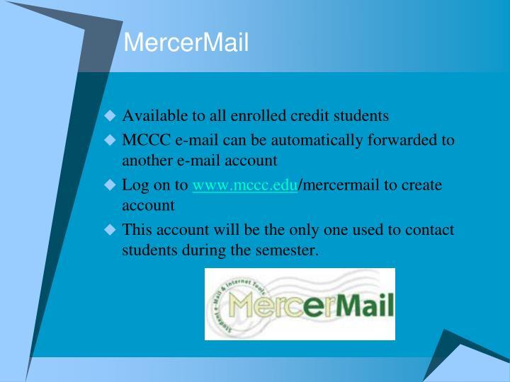 MercerMail