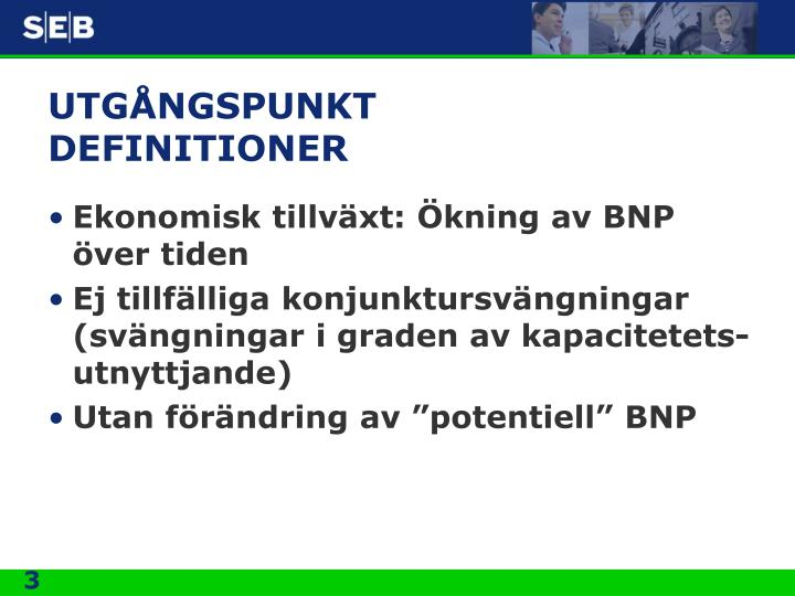Utg ngspunkt definitioner