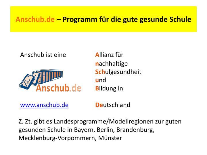 Anschub.de