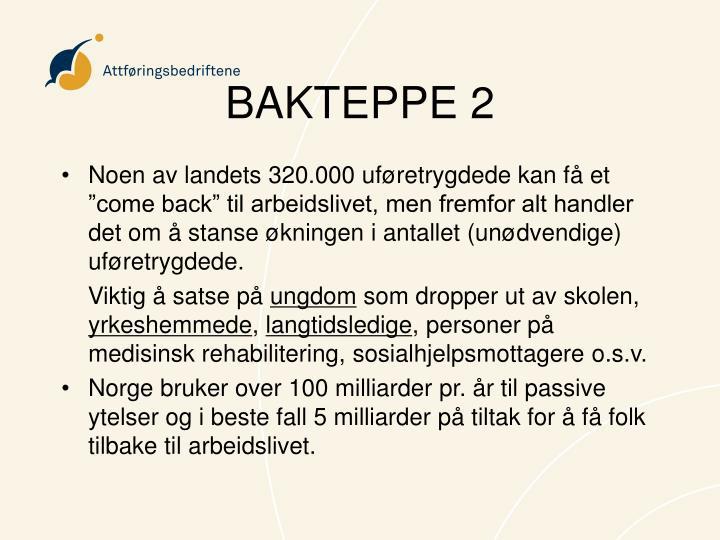 BAKTEPPE 2