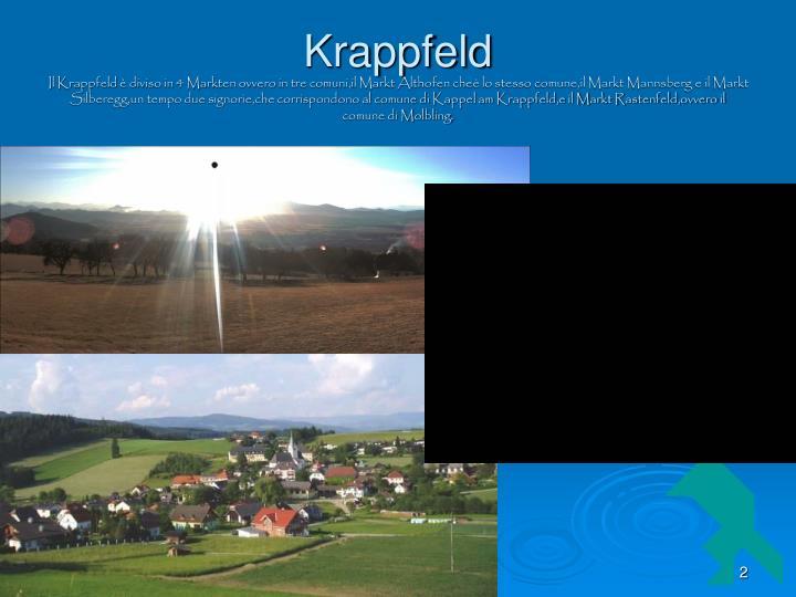 Krappfeld