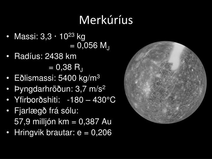 Merkúríus