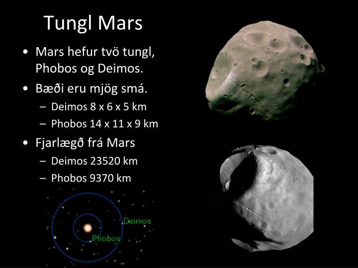 Tungl Mars