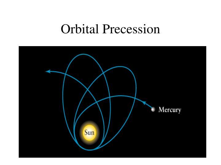Orbital Precession