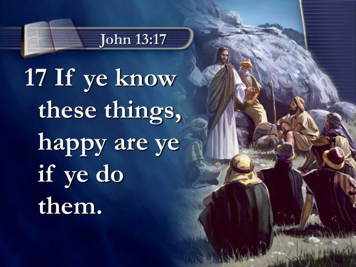 John 13:17