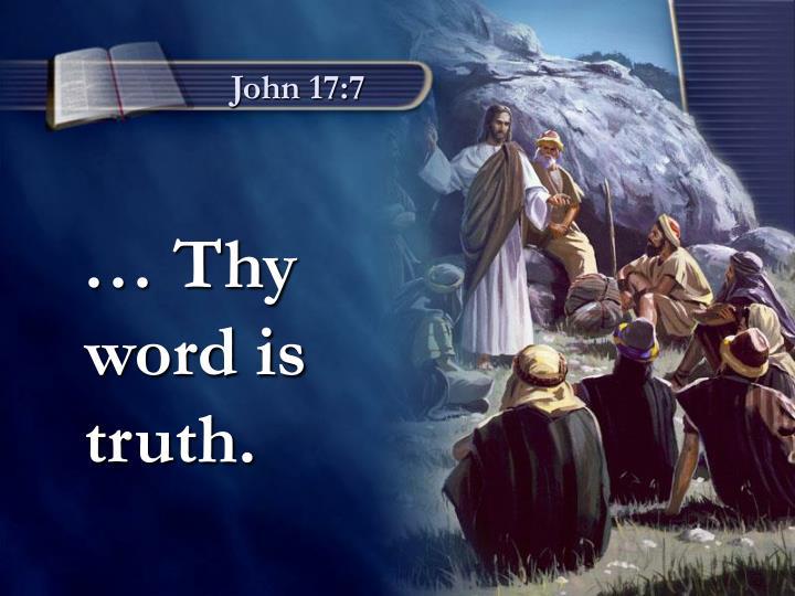 John 17:7