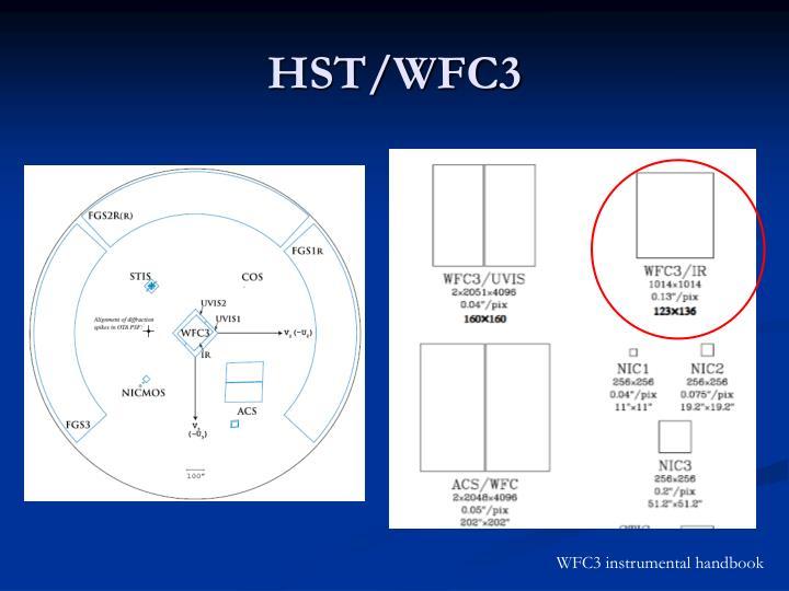 HST/WFC3