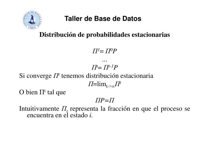 Taller de Base de Datos