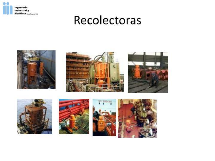 Recolectoras