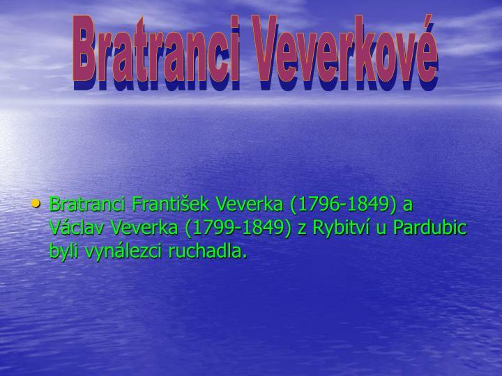 Bratranci Veverkové