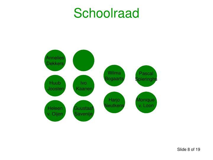 Schoolraad