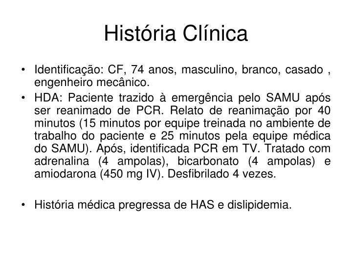 Histria Clnica
